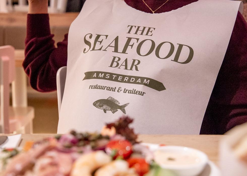 AMSTERDAM SPUI RESTAURANT : THE SEAFOOD BAR