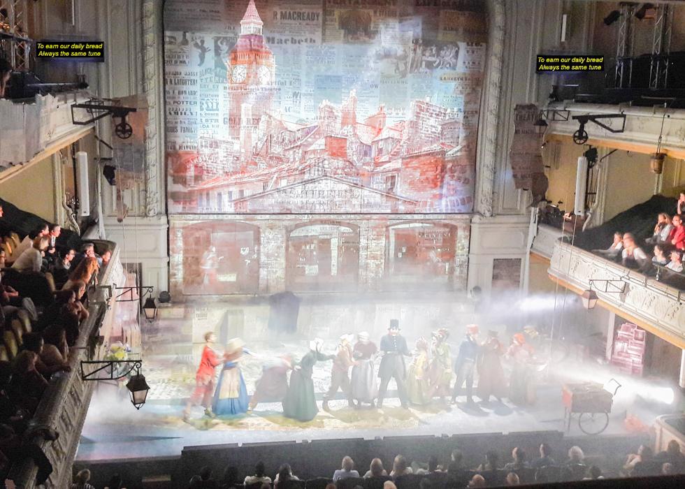 파리 연극 공연