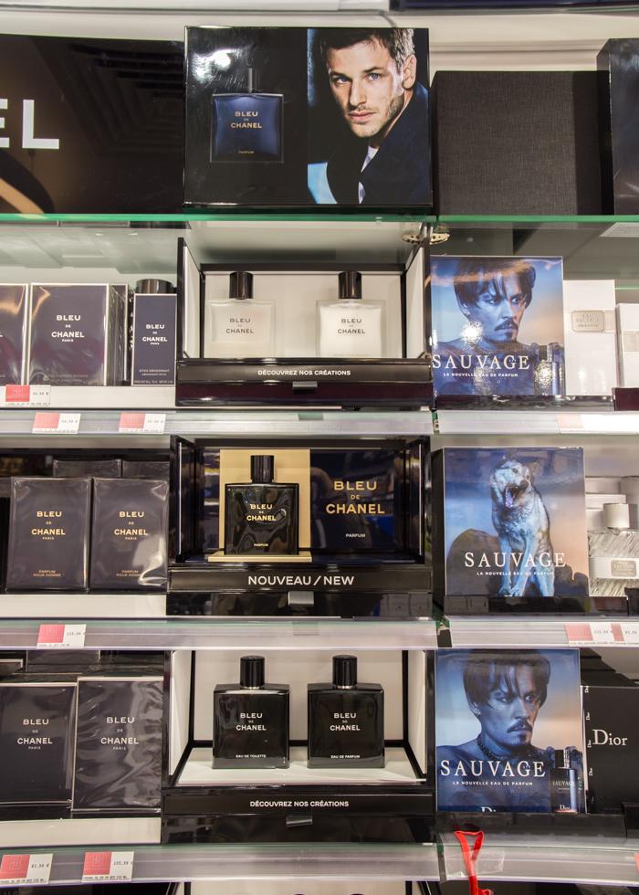 香奈儿Chanel男士香水