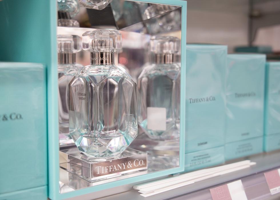 蒂凡尼同名香水
