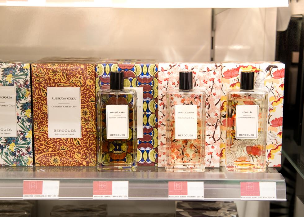 法国BERDOUES香水