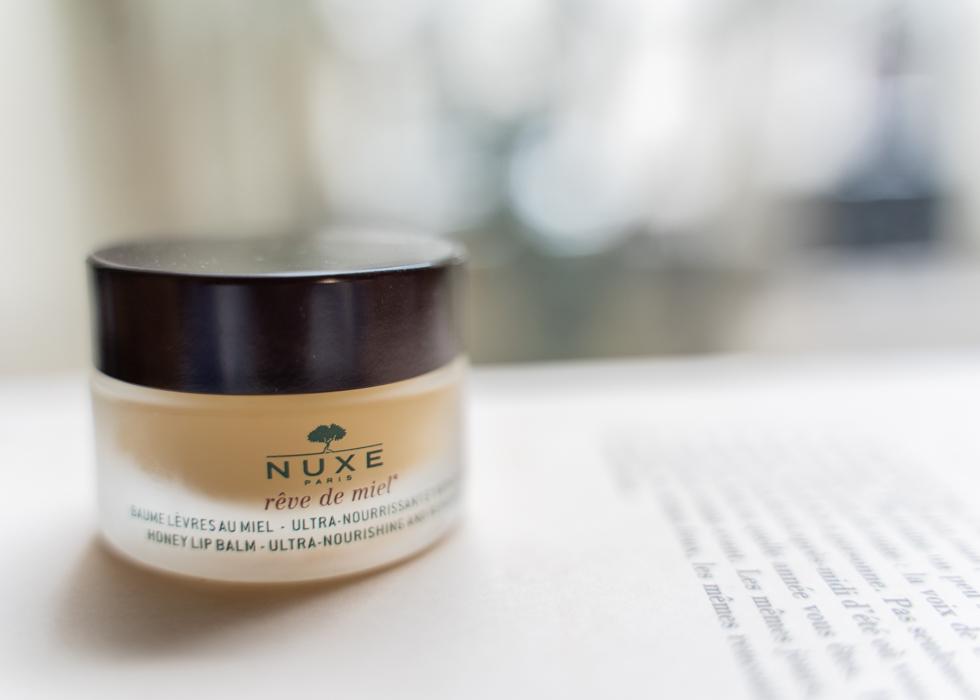 where to buy NUXE in paris - Reve de miel lip balm