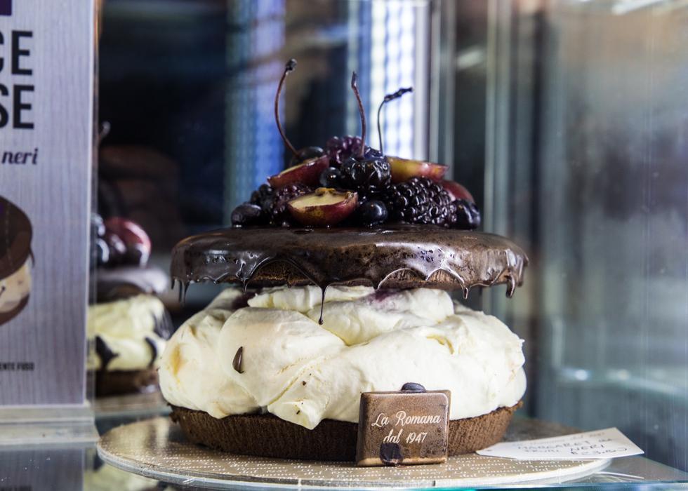 torino turin cafe chocolate BICERIN GIANDUIOTTI gelato