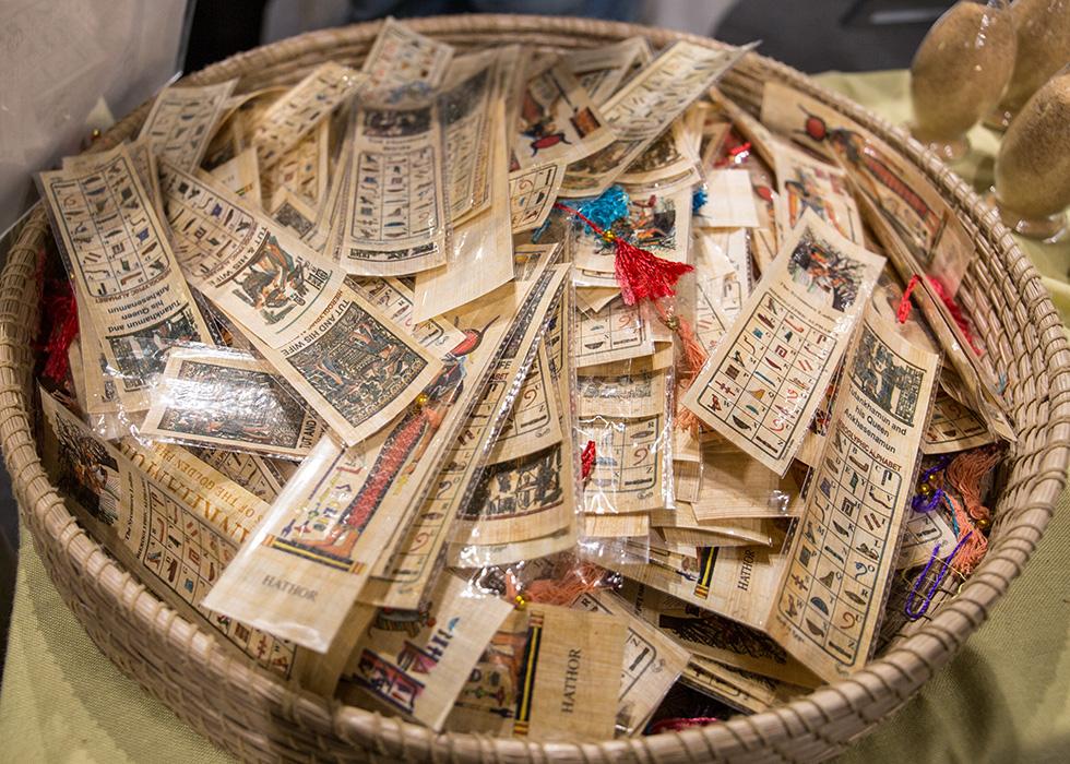 埃及 紙莎草 紀念品