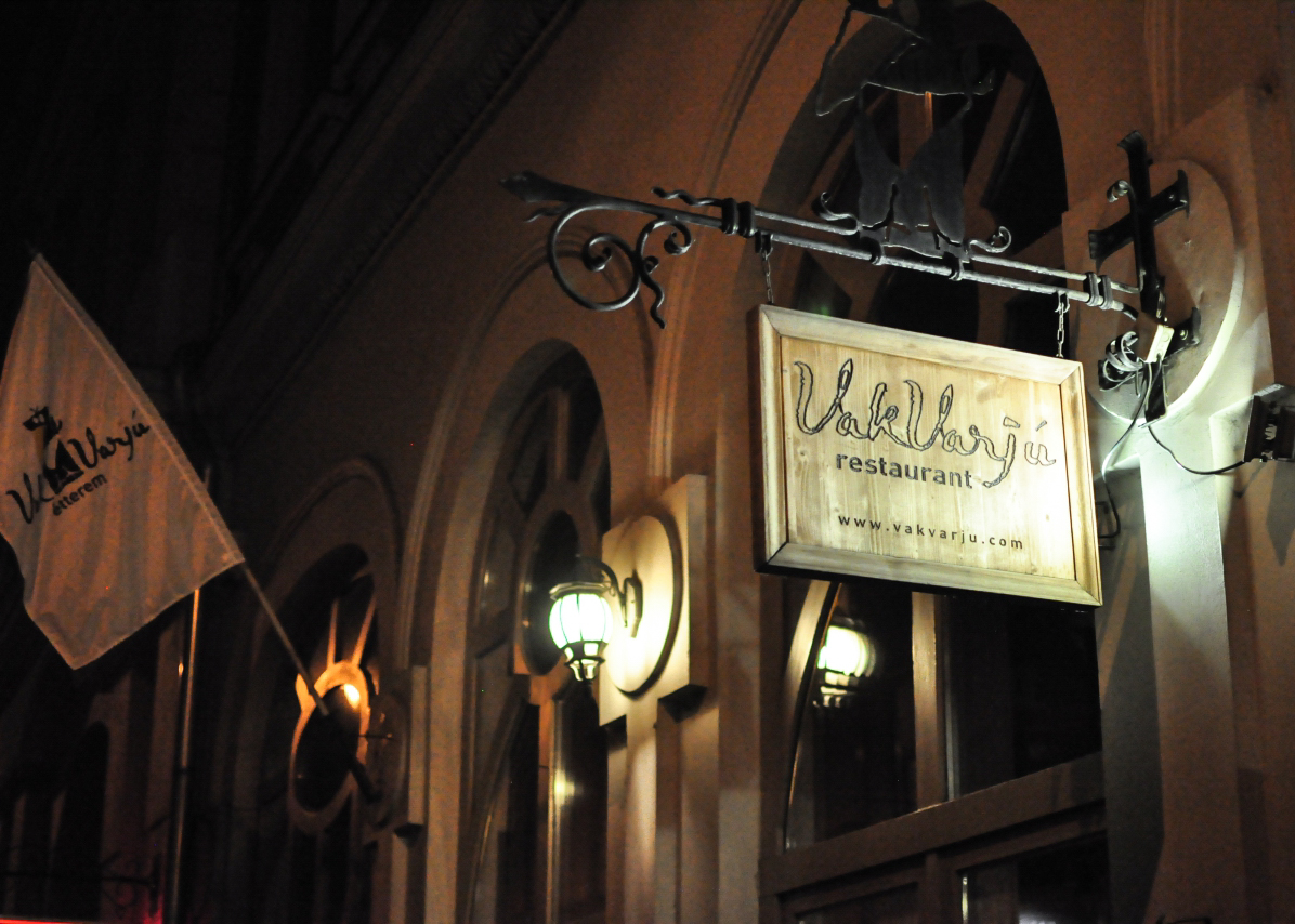 VakVarju - The best Hungarian restaurant in Budapest