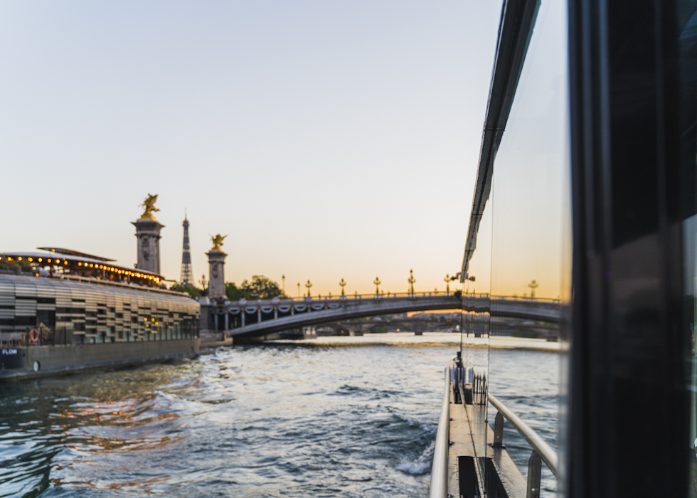 Seine river cruise- what to do in Paris