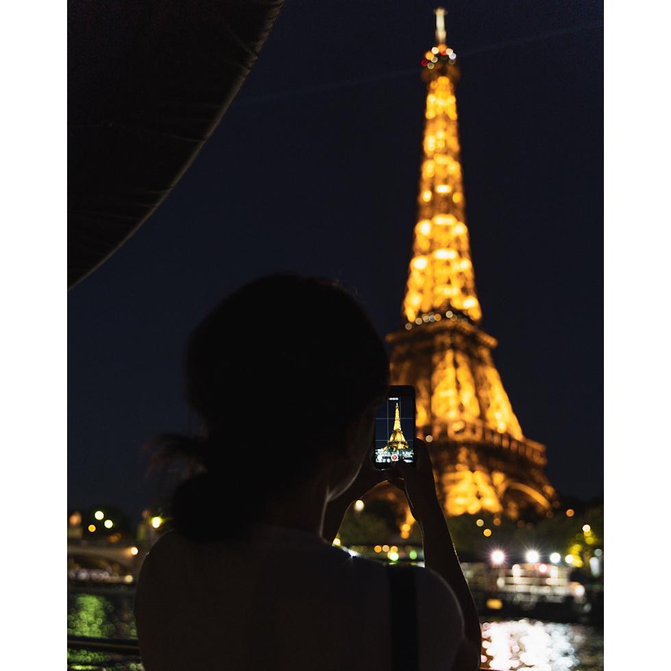 Paris unique travel experience : Vedettes de Paris cruise