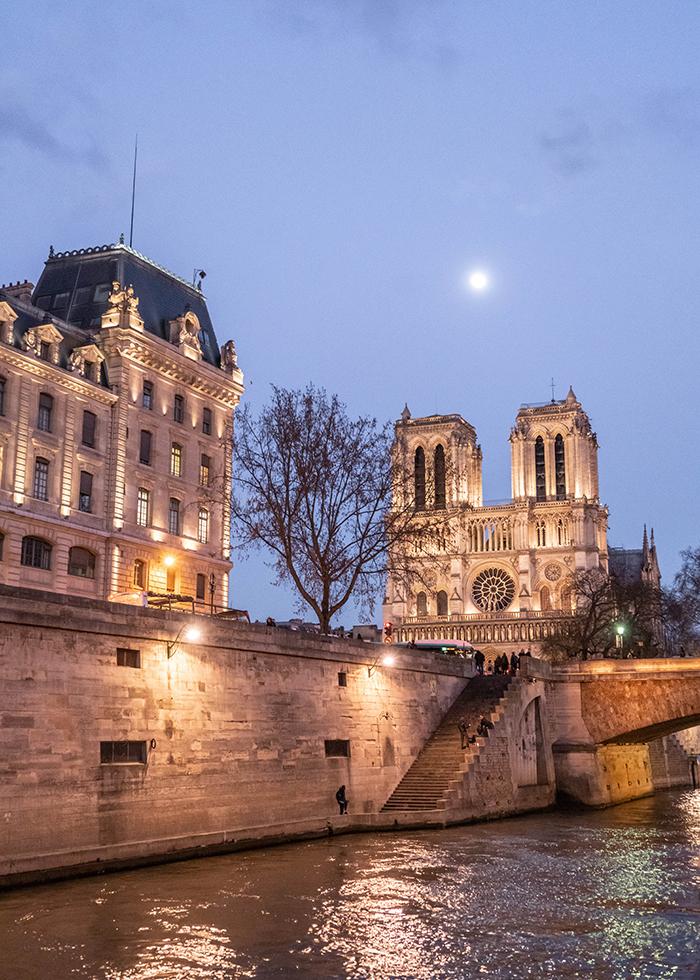 巴黎旅游 : 塞纳河游船 VEDETTES DE PARIS