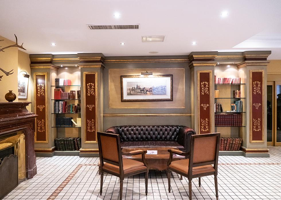 Отзывы об отеле Villa Beaumarchais Париж
