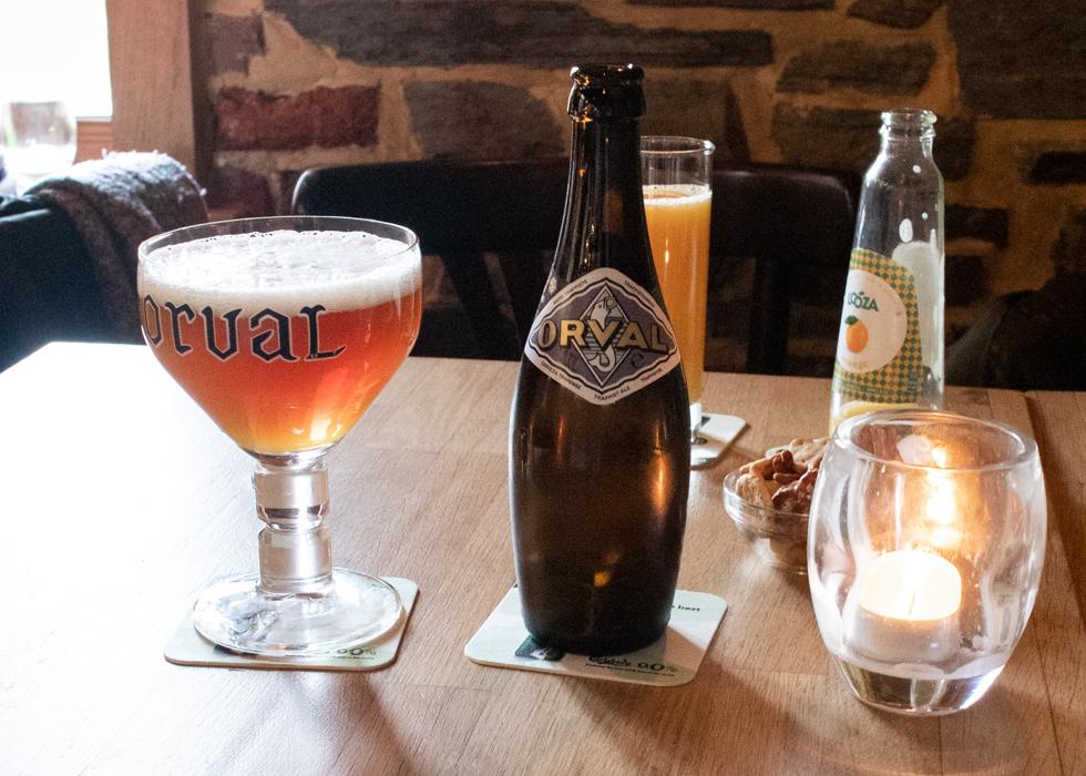 벨기에 맥주 orval