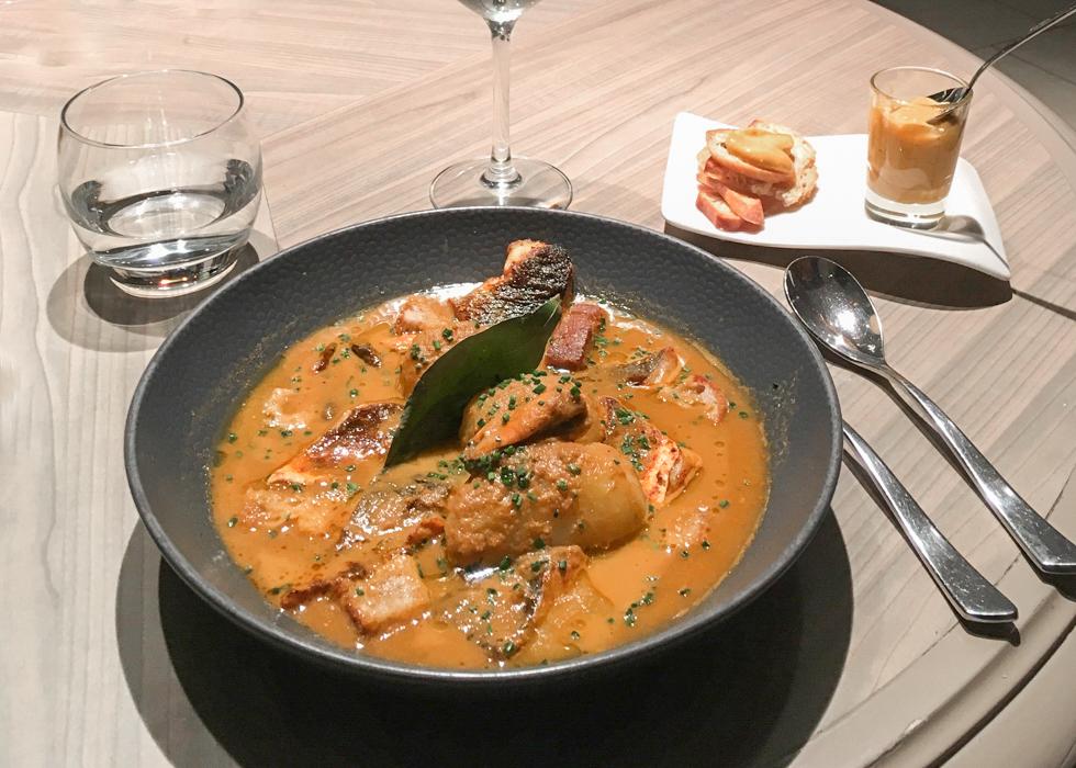 อาหารฝรั่งเศส Bouillabase