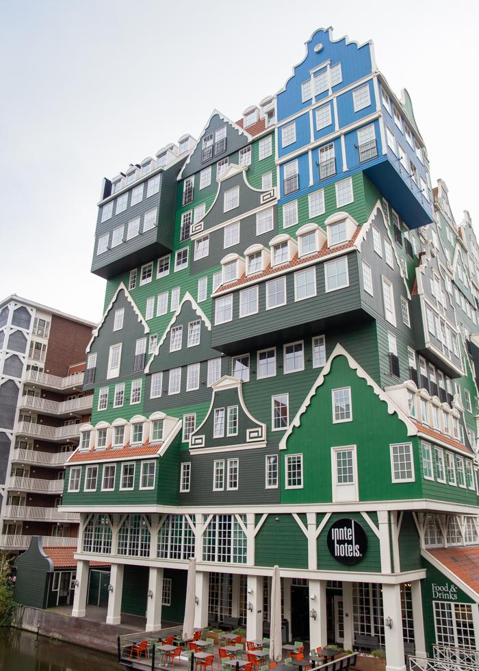 レゴ ザーンダム アムステルダム