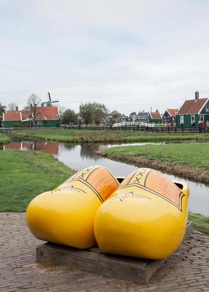 Куда поехать на один день из Амстердама