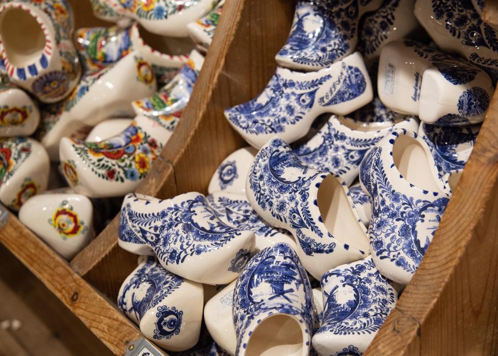 Сувениры из Зансе Сханс