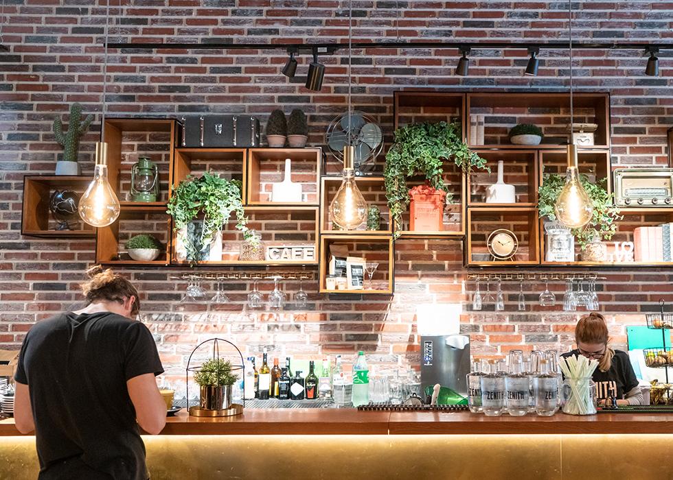 리스본, 포르토 칵테일 바 : zenith brunch & cocktails