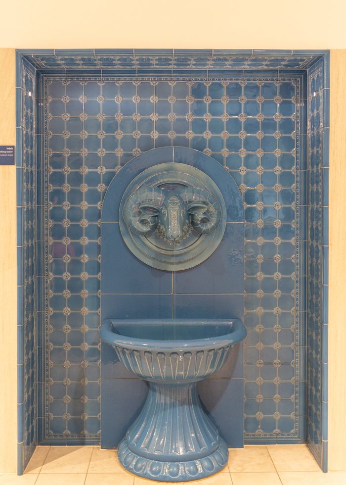 nước khoáng ở budapest: Rudas Bath