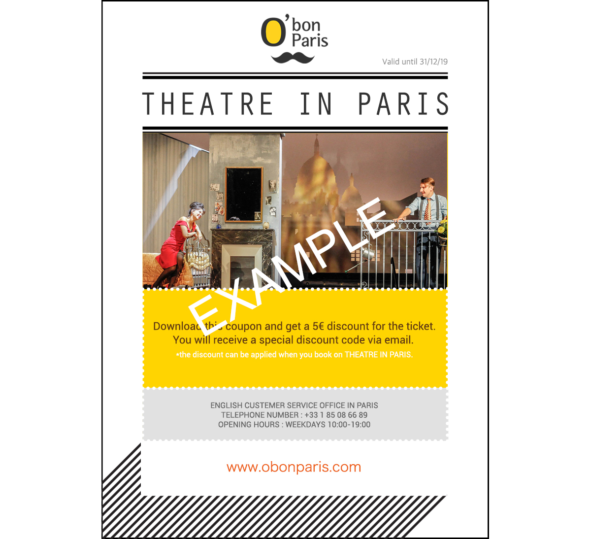 THEATRE IN PARIS