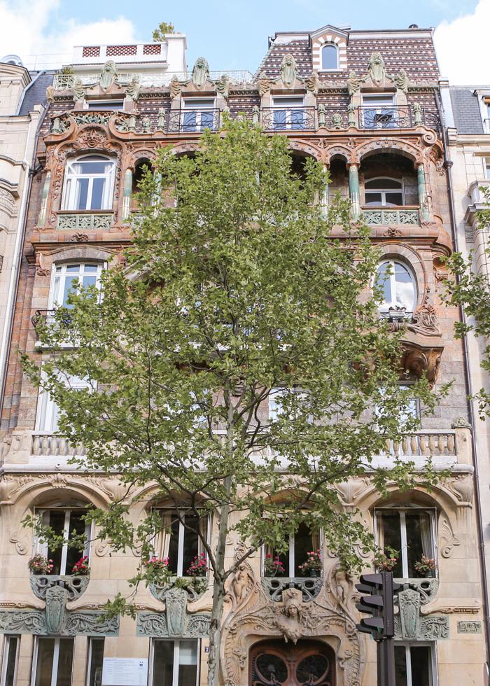 パリ 隠れ家スポット LAVIROTTE
