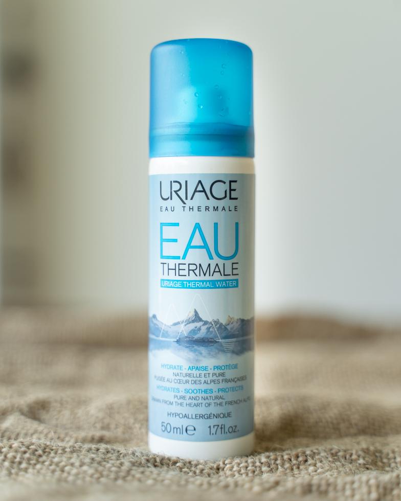 Uriage spring water spray
