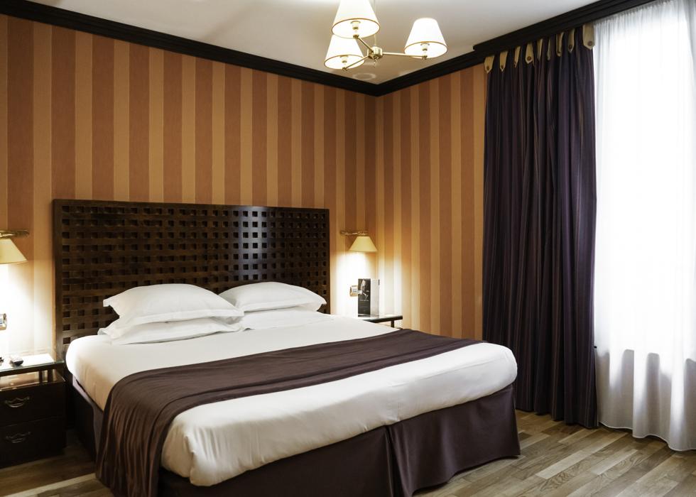 巴黎飯店推薦 VILLA PANTHEON飯店
